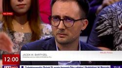 Wreszcie ktoś robi porządek! Jacek Bartyzel - ,,klakier Putina'' wyrzucony ze studia - miniaturka