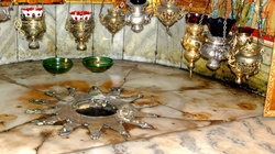 Koronawirus. Zamknięto Bazylikę Narodzenia Pańskiego w Betlejem - miniaturka