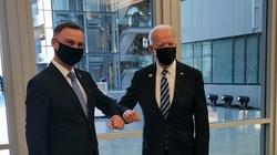 Biden o zaproszeniu dla Andrzeja Dudy: Jeszcze tego nie zrobiłem  - miniaturka