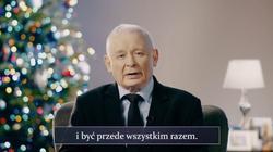 Życzenia wicepremiera Jarosława Kaczyńskiego: ,,Jesteśmy rodziną!'' - miniaturka
