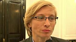 Gosiewska: Wystarczy pomyśleć logcznie. W Smoleńsku musiało dojść do potężnych eksplozji - miniaturka