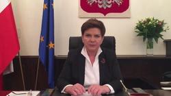 Premier Beata Szydło leci do Budapesztu na rozmowę z Orbanem - miniaturka