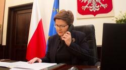 Gratulacje z zagranicy dla premier Beaty Szydło - miniaturka