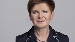 Niemiecki dziennik o Beacie Szydło: Ucieleśnienie zmian w PiS, z dobrym poczuciem humoru - miniaturka