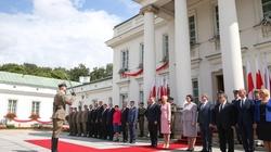 Prezydent wręczył nowe nominacje generalskie - miniaturka