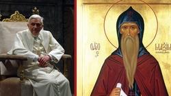 Benedykt XVI: św. Maksym Wyznawca - wielki Ojciec Kościoła - miniaturka
