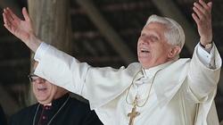 Papież Benedykt XVI do narzeczonych i rodzin PRZECZYTAJ! - miniaturka