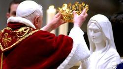Benedykt XVI: Bez Maryi nie ma Kościoła - miniaturka