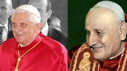 Benedykt XVI: Jan XXIII - Pasterz, który kochał pokój - miniaturka