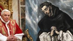 Benedykt XVI o św. Dominiku: Jeden z tych, którzy odnowili Kościoł - miniaturka