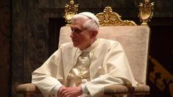 Benedykt XVI: Wielki Post to dobry moment na nawrócenie - miniaturka