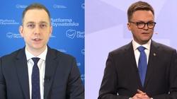 Ostro na linii PO – Polska 2050. Tomczyk do Hołowni: Nie warto kłamać - miniaturka