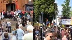 Lewica i LGBT szkaluje Białostoczan i Podlasian. Chce zrobić z nich faszystów i rasistów - miniaturka