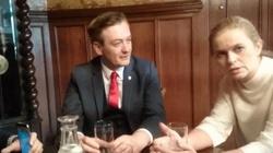 Konferencja Nowackiej – Biedroń chwali Kopacz... - miniaturka