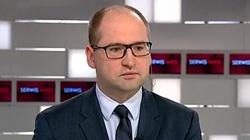 Adam Bielan: Niech Siemoniak wytłumaczy się z zarzutów korupcyjnych dla jego zastępcy - miniaturka
