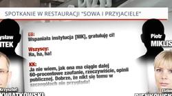 """Rechot Kwiatkowskiego z Bieńkowską u Sowy: """"Ale jaja!"""" [WIDEO] - miniaturka"""