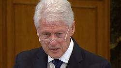 Bill Clinton ciepło o Polsce: Możecie być przywódcą Europy! - miniaturka