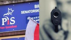 Atak na biuro poselskie PiS w Lesznie - miniaturka