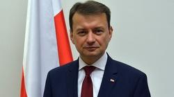 Minister Błaszczak o 'marnej jakości poprzedniego rządu' i audycie BOR - miniaturka