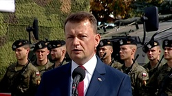 Mariusz Błaszczak: WOT kontynuuje tradycję Armii Krajowej - miniaturka