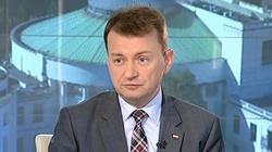 Błaszczak: Zadaniem szefa MSW jest zapewnienie bezpieczeństwa Polakom - miniaturka