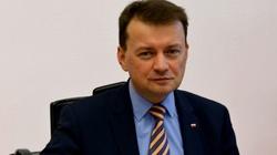 Błaszczak: Verhofstadt powinien przeprosić Polaków - miniaturka
