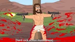 Lewicowa ,,estetyka'': Jezus masowym mordercą i aktorem porno w serialu Netflixa. Podpisz petycję! - miniaturka