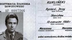 Apel do prezydenta o Order Orła Białego dla gen. Kuklińskiego - miniaturka