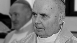 W wieku 83 lat zmarł bp Marian Duś - miniaturka