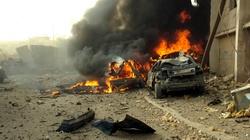 IS znów uderzyło. 35 osób nie żyje w zamachu w Bagdadzie - miniaturka