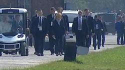 PO RAZ PIERWSZY szef BOR w prywatnej obstawie papieża podczas wizyty w Polsce! - miniaturka