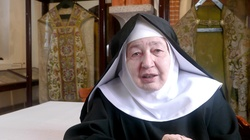 S. Małgorzata Borkowska: Do księży - o ogniu oczyszczającym - miniaturka
