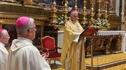 Bp Kopiec w Rzymie: wpatrzeni w Maryję nie zboczymy z właściwej drogi - miniaturka