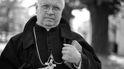 Zmarł po długotrwałej chorobie ks. biskup Józef Zawitkowski - miniaturka