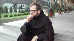 br. Tytus Wandas OFM: Idź i odbuduj mój Kościół!  - miniaturka