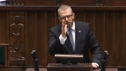 Absurdalna poprawka Brauna. Pomylił Sejm z cyrkiem - miniaturka