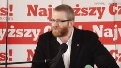 Grzgorz Braun zaskarżył uchwałę PKW do Sądu Najwyższego - miniaturka