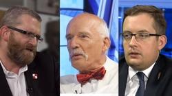 TVN 'pompuje' Konfederację? Nowy sondaż i ciekawa opinia socjologa - miniaturka