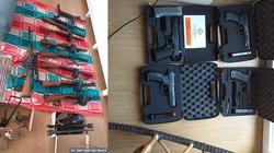Cela plus! Rozbito grupę zajmującą się handlem bronią - miniaturka