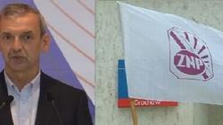 Prof. Nalaskowski: Strajk nauczycieli przypomina napad na bank - miniaturka