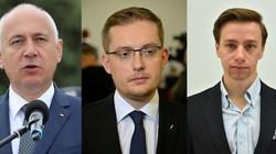 Szef MSWiA o ustawie 447: Ktoś, kto wywołuje histerię, wpisuje się w narrację kremlowską - miniaturka