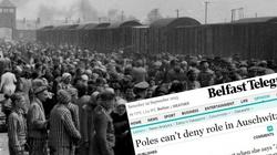 """Brytyjskie media: Polacy """"nie mogą zaprzeczyć, że odegrali swoją rolę w tragedii Auschwitz"""" - miniaturka"""