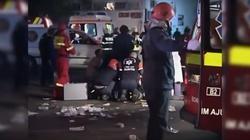Straszna eksplozja w Bukareszcie (zobacz WIDEO) - miniaturka