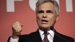 Kanclerz Austrii: UE może przyjąć 50 tys. imigrantów - miniaturka