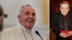 Kardynał Raymond Burke twierdzi że służy Papieżowi Franciszkowi a nie przeciwstawia się mu    - miniaturka