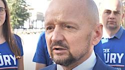 Senator KO Jacek Bury krytykuje bojkot zaprzysiężenia Prezydenta Dudy - miniaturka