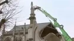 Znaki końca czasów: Masowe burzenie kościołów - miniaturka