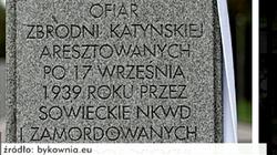 Polskie MSZ odpowiada na profanację cmentarza w Bykowni - miniaturka