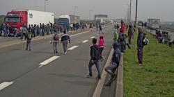 Obywatele Calais przerażeni atakami imigrantów - miniaturka
