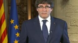 Były premier Katalonii już na wolności - miniaturka